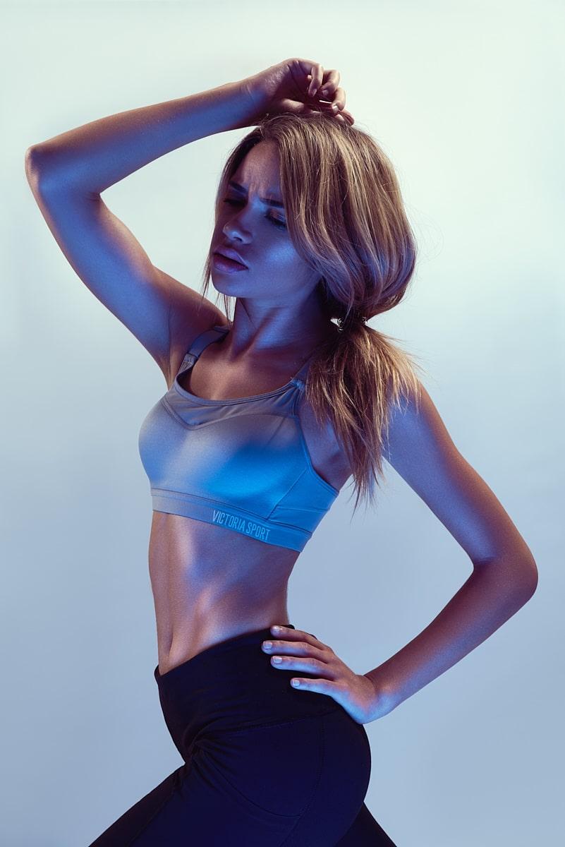 Photographe mode fitness