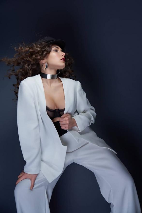 Photographie de mode de luxe et éditorial