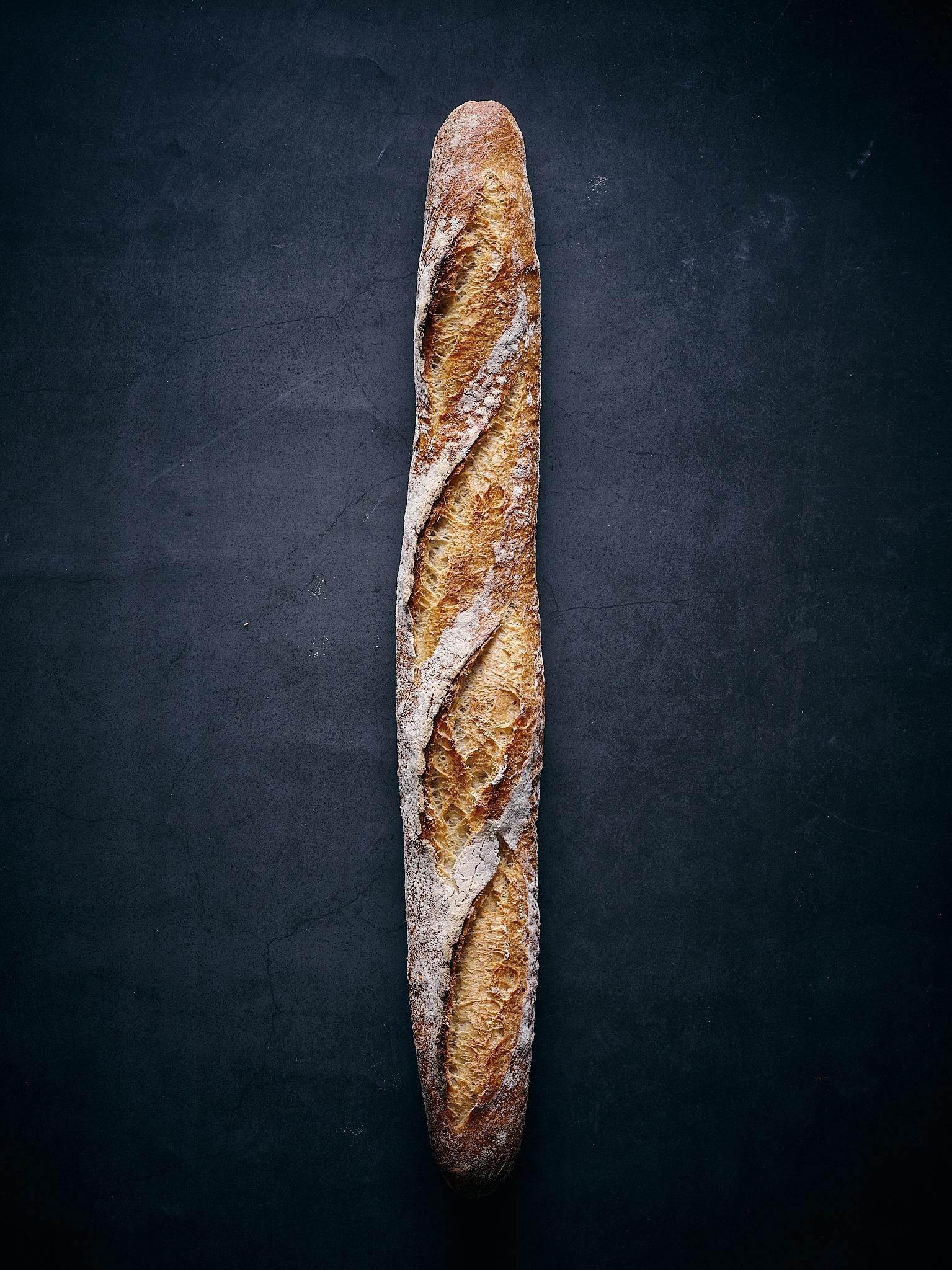 Photographie culinaire boulangerie