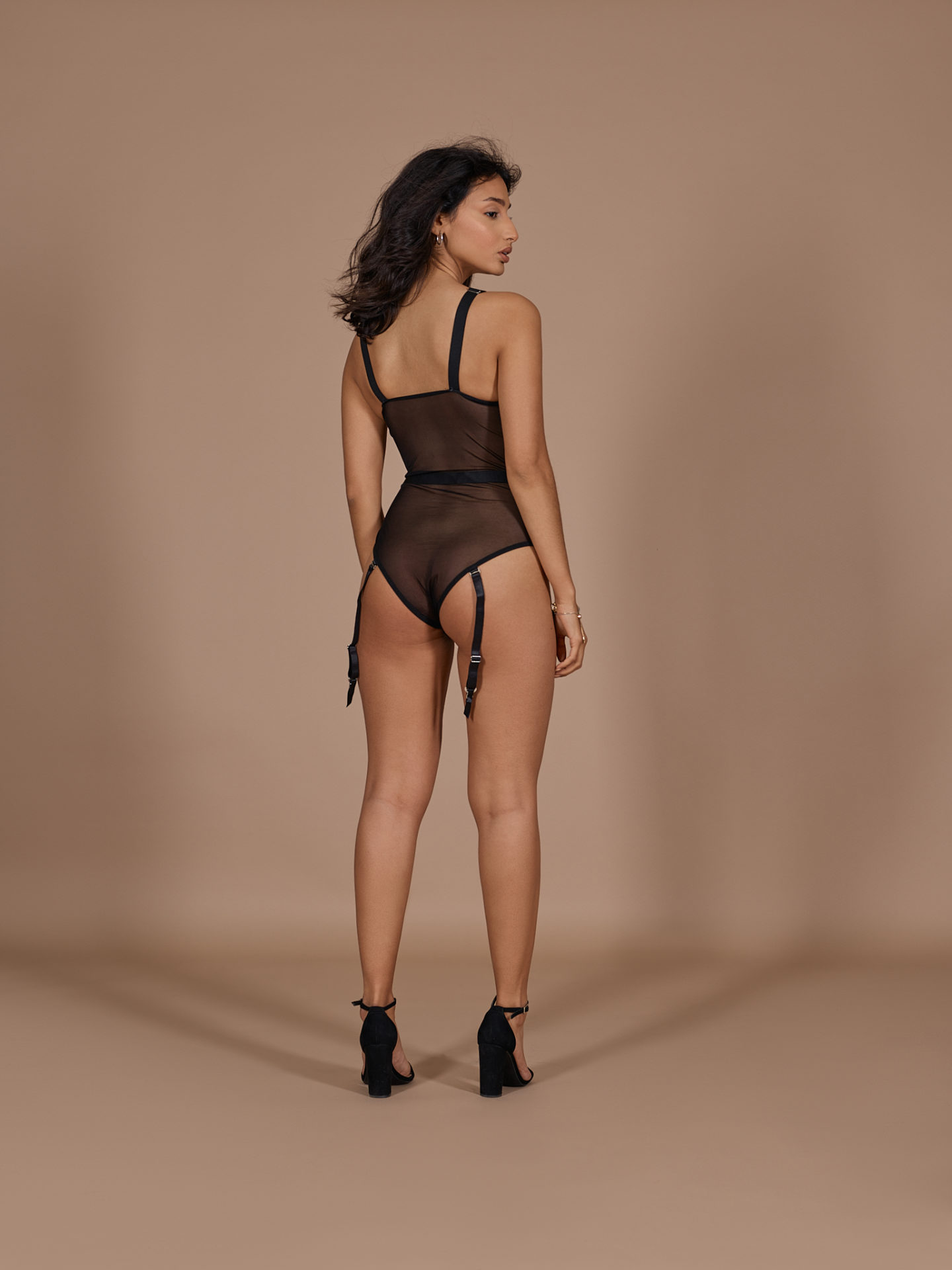 Shooting catalogue lingerie